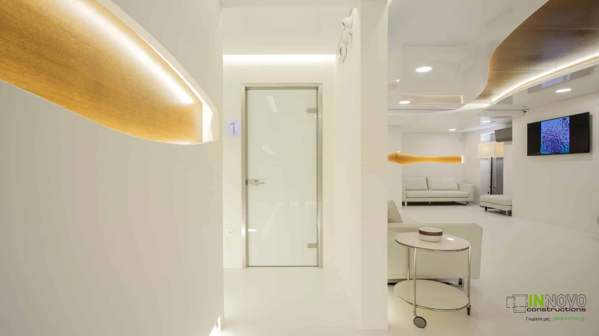 Μελέτη σχεδιασμού ρινοπλαστικής κλινικής στην Παλλήνη