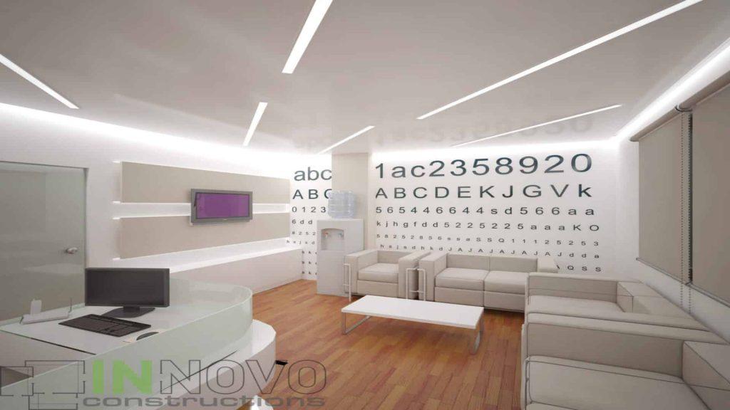 Μελέτη κατασκευής οφθαλμιατρείου, Αργυρούπολη