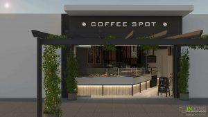 Μελέτη Σνακ Καφέ στο Περιστέρι