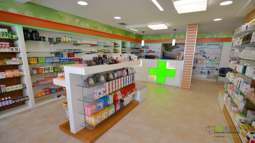 κατασκευήφαρμακείου-Χαλκίδα-pharmacy-construction-equipment (2)