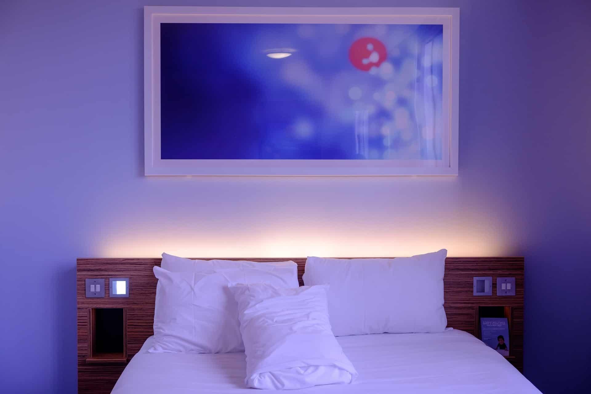 Τι χρειάζεται ένα δωμάτιο ξενοδοχείου για να ξεχωρίσει